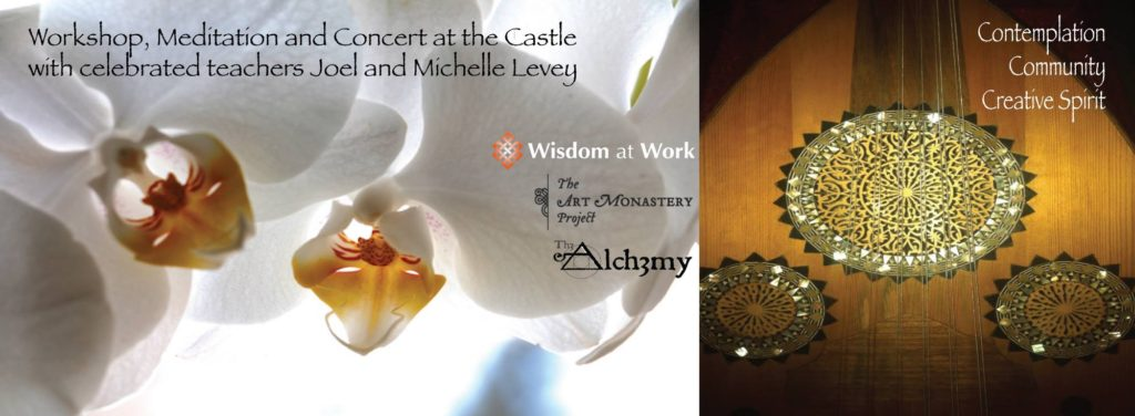 Contemplative Concert with Michelle and Joel Levey, accompanied by Derek Wright