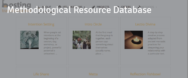 Methodological Resource Database