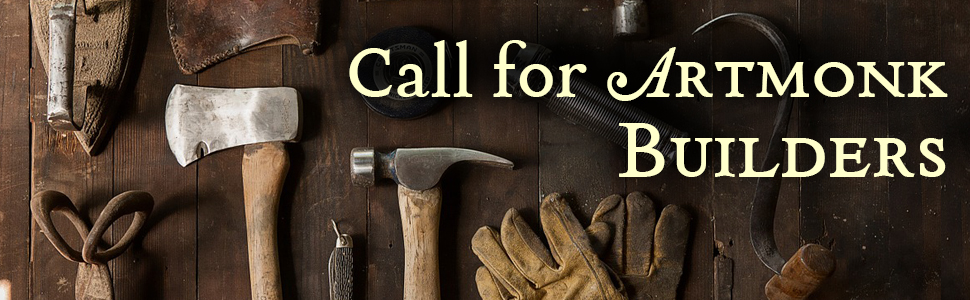 Call for Artmonk Builders