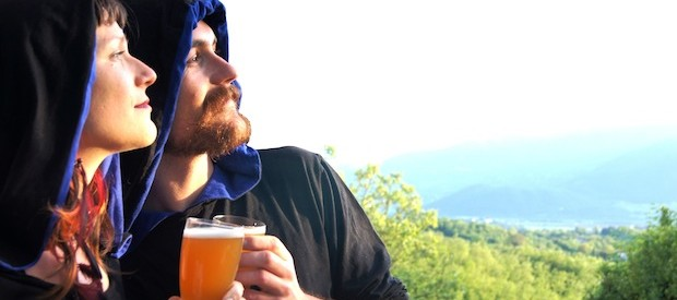 American Artists Engage Ancient Monastic Practice: Ingest Only Beer for 14 Days
