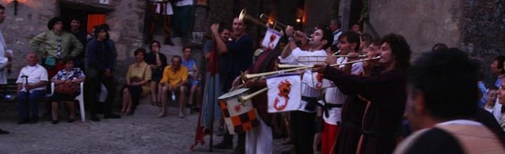 Vigilia della Vita: Artmonks to Perform in Medieval Festival