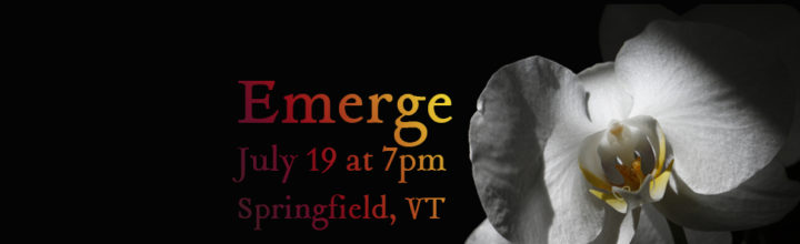 Emerge: Post-Artmonk Retreat Art Share