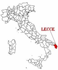lecce-map