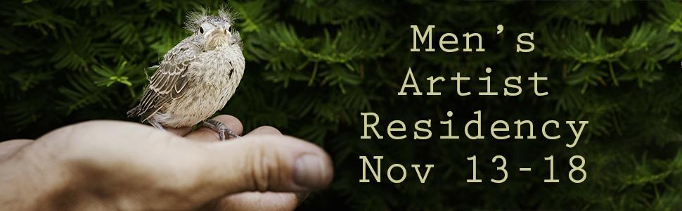 Men's Artist Residency