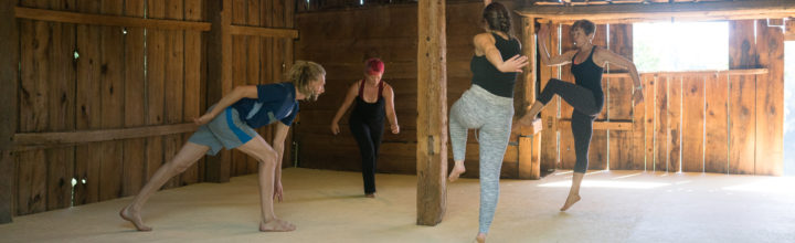 CATALYST training and theatermaking at the Art Monastery