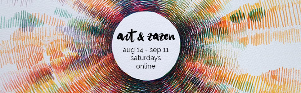 Art & Zazen: A Generative Practice Group